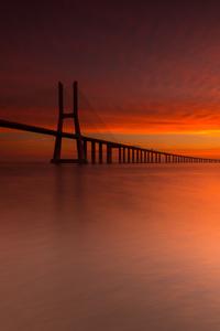 Bridge Sunset 5k