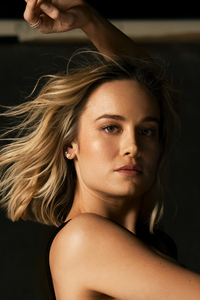 Brie Larson The Hollywood Reporter Photoshoot