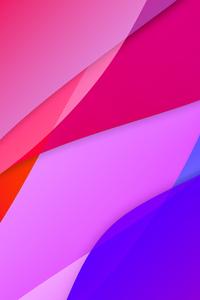Bright Colour Waves 8k