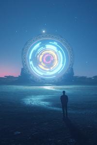 2160x3840 Brightness And Glory Portal 4k