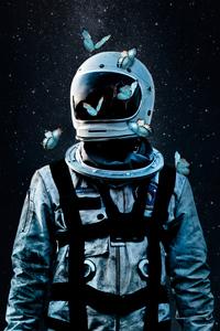 Broken Astronaut 4k
