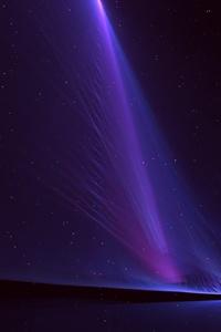 1242x2688 Broken Star Light