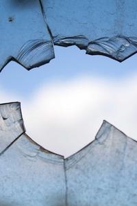 320x480 Broken Window