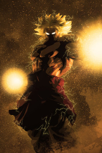 Broly Artwork