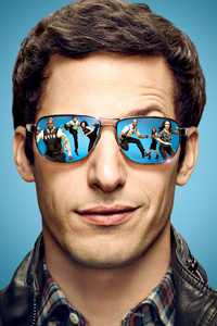 720x1280 Brooklyn Nine Nine 4k