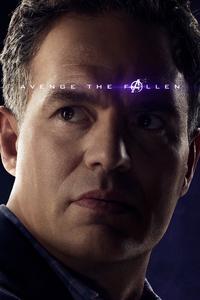 Bruce Banner Avengers Endgame 2019 Poster