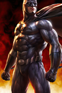 750x1334 Bruce Wayne Dark Knight