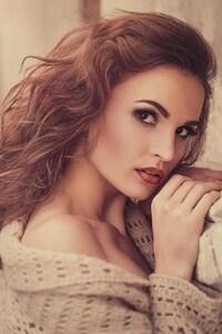 Brunette Girl Photography