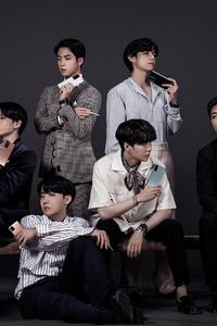 1125x2436 Bts Samsung 2020