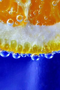 1440x2560 Bubbles Minimalism