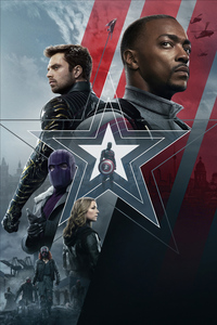 2160x3840 Bucky Barnes And Sam Wilson The Falcon And The Winter Soldier