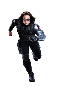 Bucky Barnes In Avengers Infinity War 2018