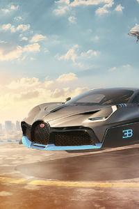 Bugatti 2050