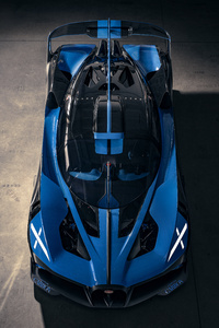 Bugatti Bolide 10k