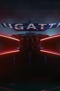 Bugatti Bolide 2021 New