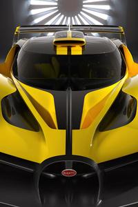 720x1280 Bugatti Bolide 5k