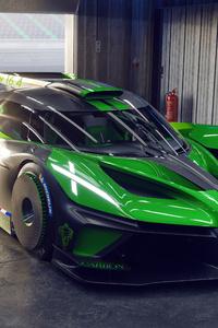 Bugatti Bolide And Bugatti Chiron 5k