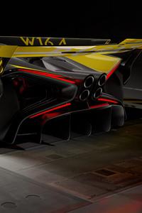 Bugatti Bolide Rear 5k