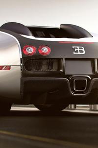 640x1136 Bugatti Cgi 5k