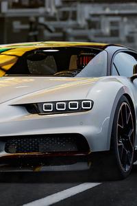 Bugatti Chiron 1500 HP