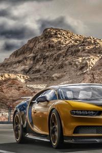 Bugatti Chiron Forza Motorsport 7 4k
