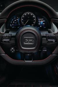 Bugatti Chiron Front Panel 4k