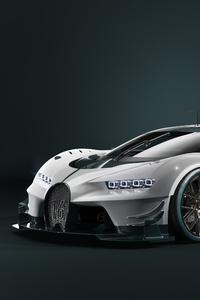 Bugatti Chiron GT 4k
