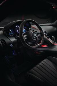 Bugatti Chiron Interior 2018 4k