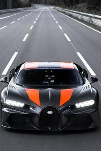 Bugatti Chiron Prototype 2019