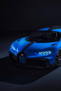 1280x2120 Bugatti Chiron Pur Sport 2020