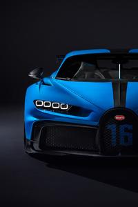 Bugatti Chiron Pur Sport 2020 Front