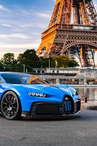 240x400 Bugatti Chiron Pur Sport 8k