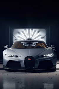 640x960 Bugatti Chiron Super Sport 5k