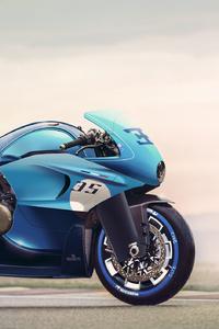 Bugatti Concept Bike