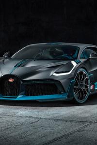 Bugatti Divo 2018 4k