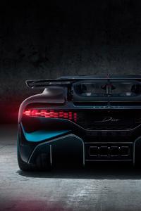 Bugatti Divo 2018 Rear