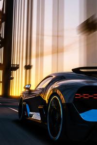 Bugatti Divo Bridge 4k