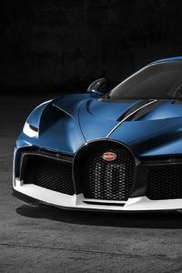 Bugatti Divo Coral Blue 2018