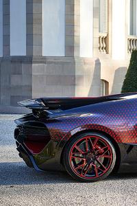 1080x2160 Bugatti Divo Lady Bug 2021 8k
