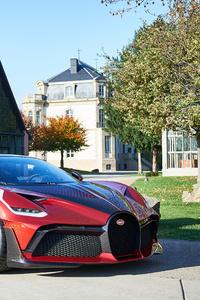 1080x2160 Bugatti Divo Lady Bug 2021