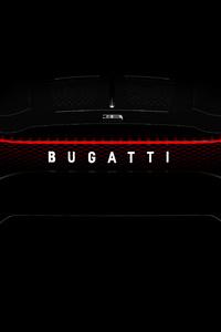Bugatti La Voiture Noire 2019 Rear Lights