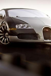 640x1136 Bugatti Super Car Cgi 5k