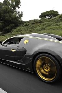 640x1136 Bugatti Veyron Custom