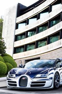 Bugatti Veyron Grand Sport Roadster 5k