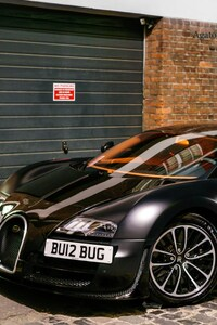 Bugatti Veyron Matte