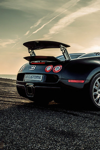 Bugatti Veyron New