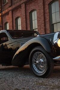 Bugatti Vintage Car