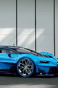 Bugatti Vision Gran Turismo PC