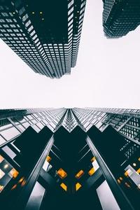 540x960 Building City Torronto 4k