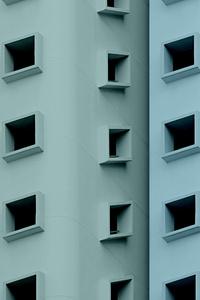 1440x2960 Buildings Colorful Minimal Blue 5k